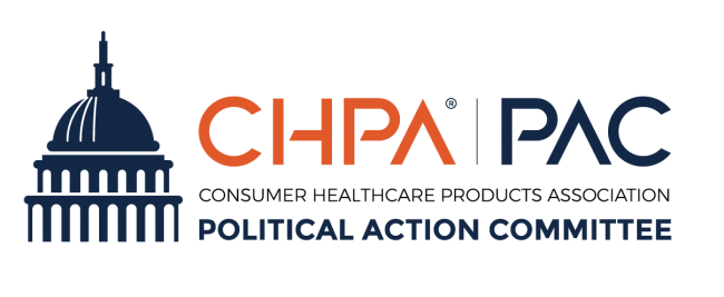 CHPA PAC logo with capitol building silhouette